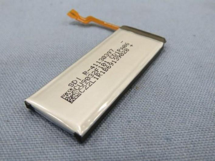 Samsung Galaxy Z Flip 2 Akku EB-BF711ABY (2.370 mAh)