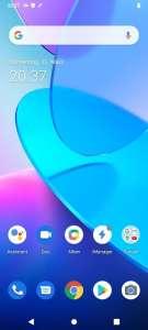 Vivo Y20s Android 11