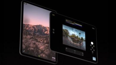 Apple iPad Halide Kamera-App