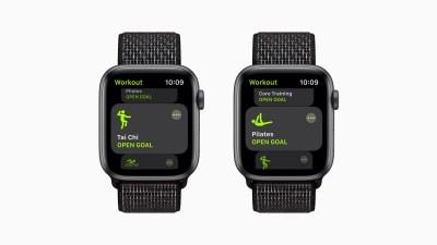 Apple watchOS 8