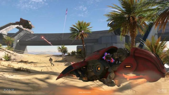 Halo Infinite-Multiplayer-Map