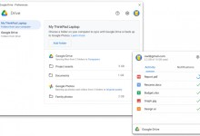 Google Drive Desktop-App
