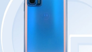 Motorola Edge 20 Pro TENAA
