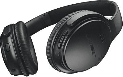 Bose QuietComfort 35 II Wireless schwarz