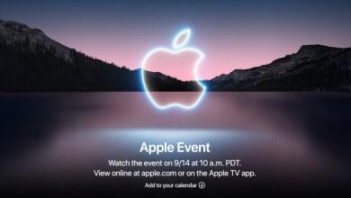 Apple iPhone 13 Event