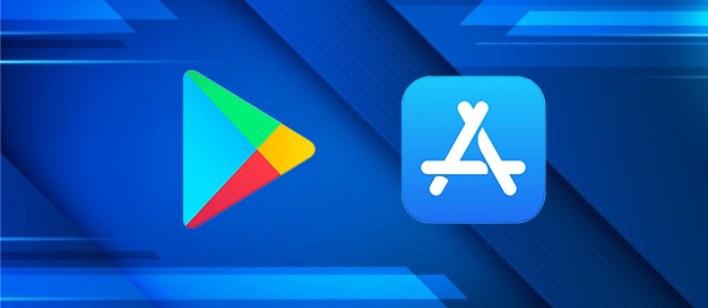 Google Play Store Apple iTunes