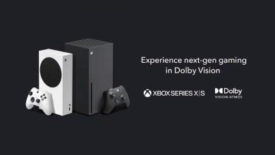 Microsoft Xbox X S Dolby Vision