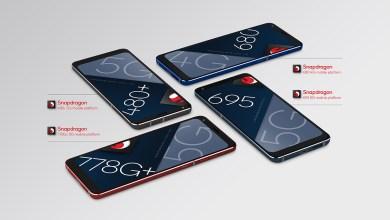 Qualcomm Snapdragon 778G+ 695 680 480+