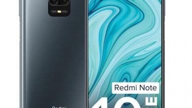 Xiaomi Redmi Note 10 Lite schwarz