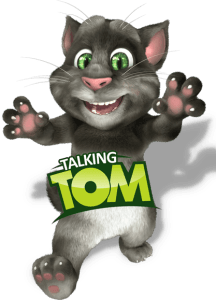 Talking Tom para Smartphone Android