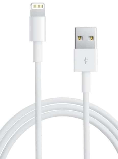 кабель с Lightning коннектором