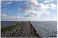 Holland 2011 Afsluitdijk