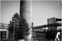 Zeche Zollverein Kokerei Gelände
