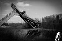 Zeche Zollverein Schaufelbagger