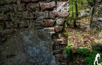 Mauer Ruine