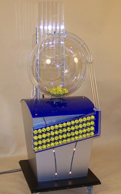 Criterion II Lottery Draw Machine Smartplay