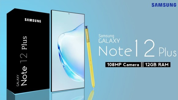 Samsung Galaxy Note 12 Plus