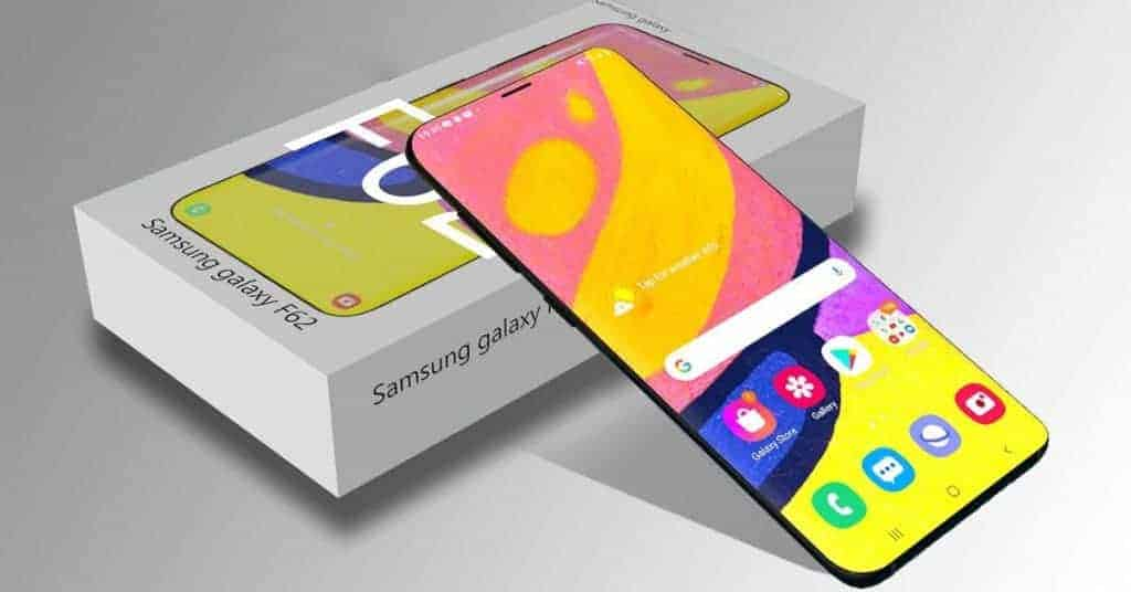 Samsung Galaxy F62 release date and price
