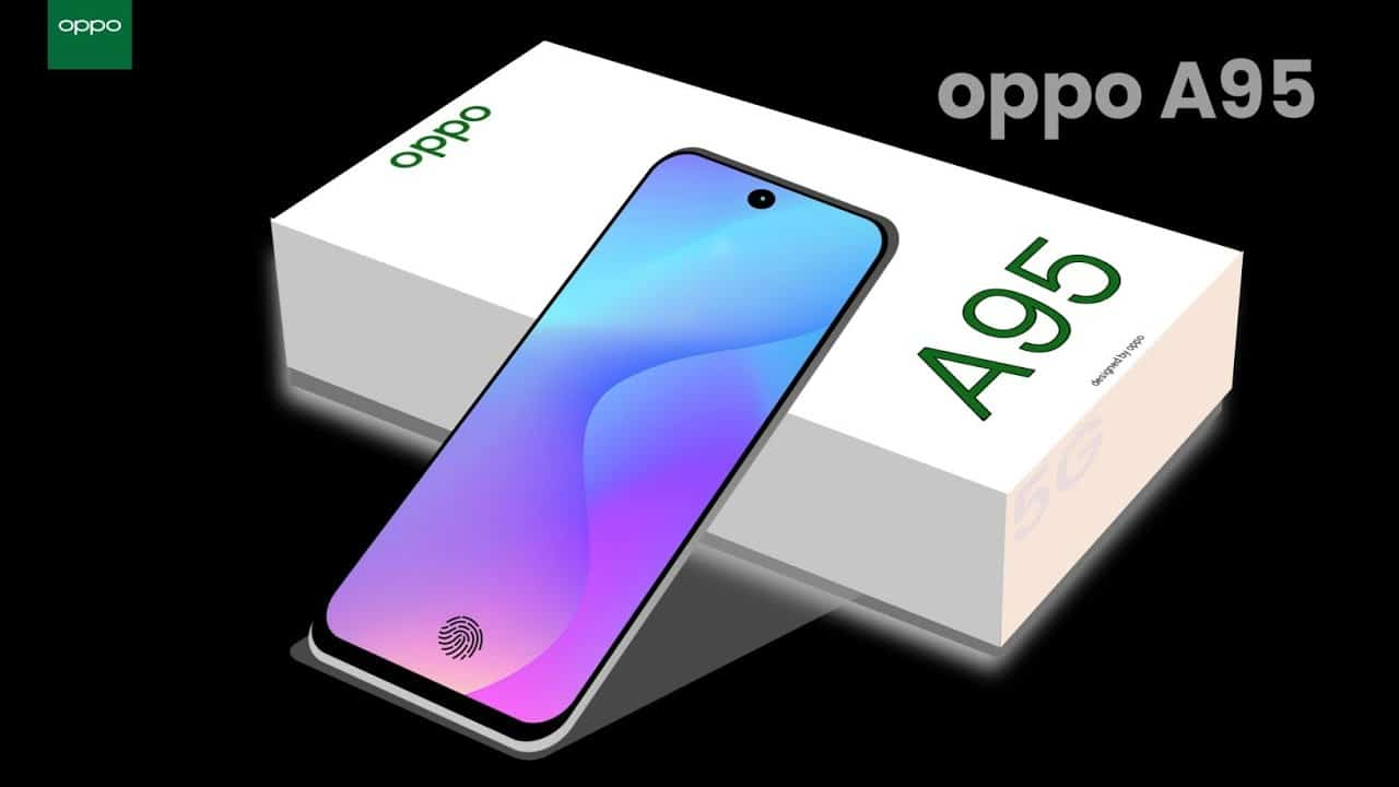 Oppo A95 5G release date and price