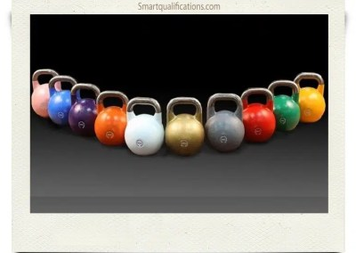 Award Instructing Kettlebells