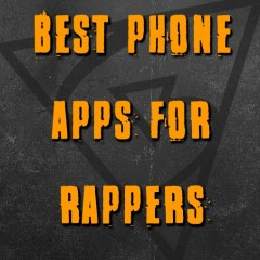 The Best FREE Phone Apps For Rappers / Artist / Singers