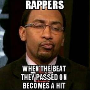 rap beat memes