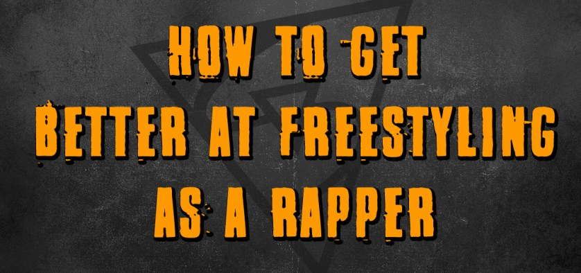 How To Freestyle Rap banner
