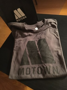 Capital Records Mo Town Gift Bag