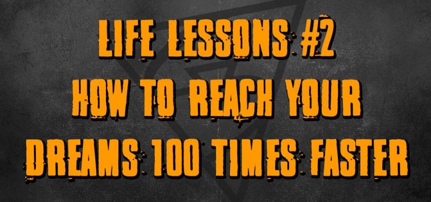 life lesson 2
