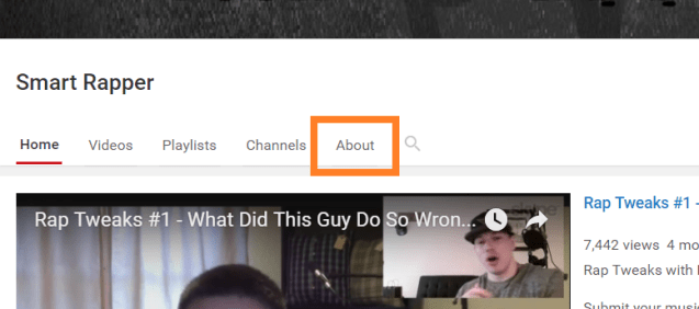 how to block people on Youtube