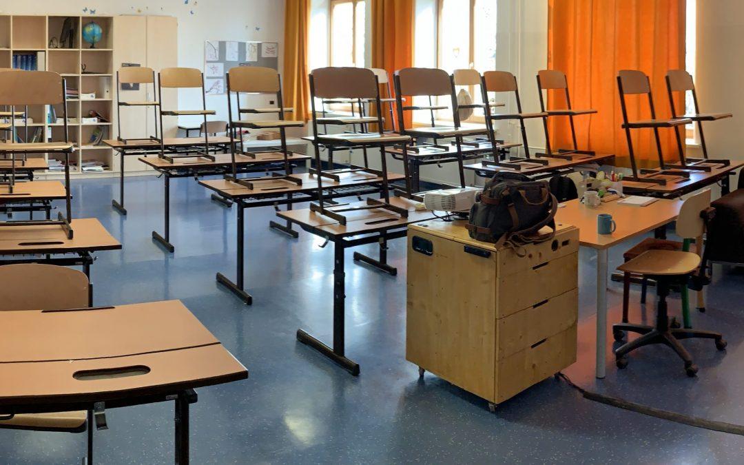 Schule geschlossen, Präventivmaßnahmen – Möglichkeiten und Tipps