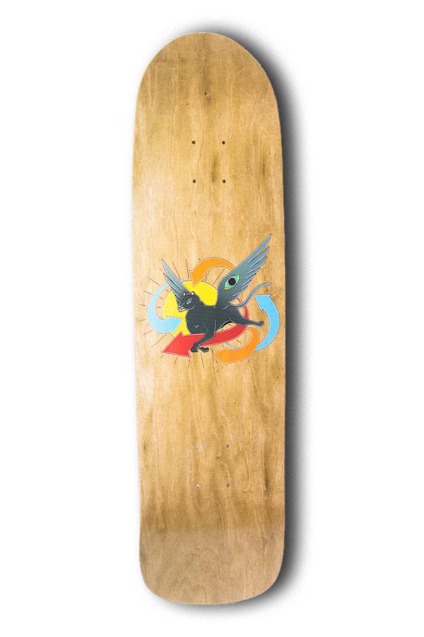 Smartr Device Skateboard - Colin MacRae Design