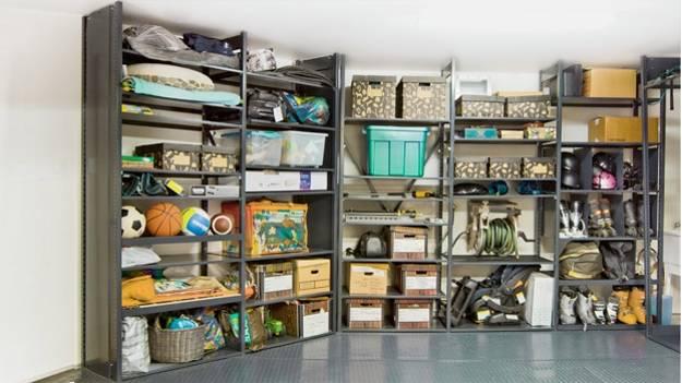 Garage Wall Storage Ideas With Space Organization 2
