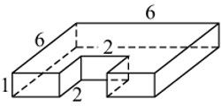 Задача 13 (№ 5568) - Деталь имеет форму изображенного на рисунке многогранника