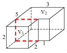 Деталь имеет форму, форму многогранника