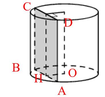 Радиус, площадь, цилиндр
