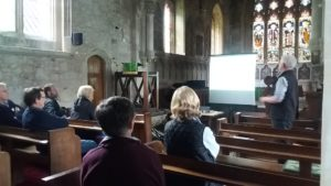 Powerpoint Presentation in the Church