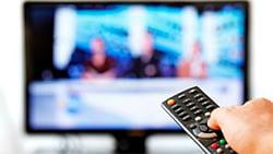 Brug skærmen som et tv