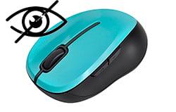 Kablosuz bir fare görmez