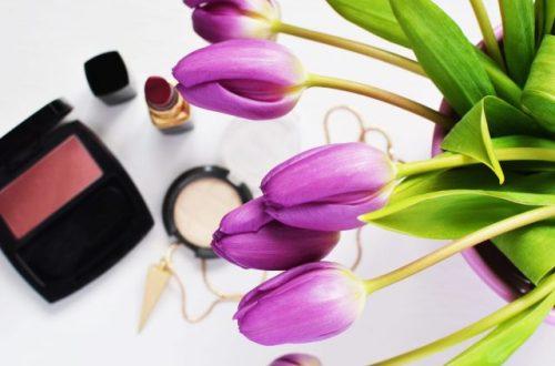 spring clean makeup