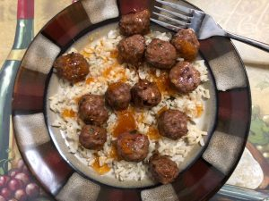 Spice Islands Seasoning Moroccan Lamb Meatballs