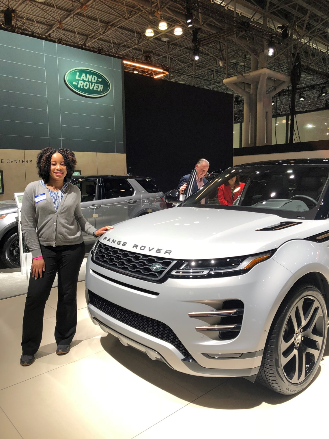 Attending The New York Auto Show While Female