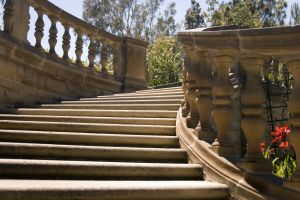 Mansion Steps