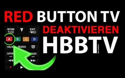 Red Button TV deaktivieren / aktivieren - Bild: SmartScout