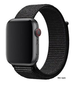 Apple Watch 4 Sport loop - Bild: Apple
