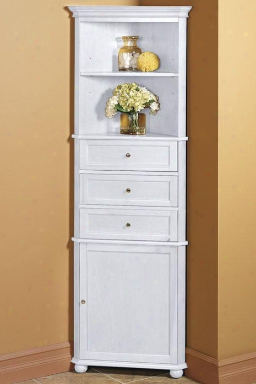 Home Decorators Linen Cabinet