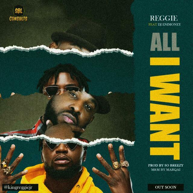 Reggie ft. DJ Enimoney – All I Want