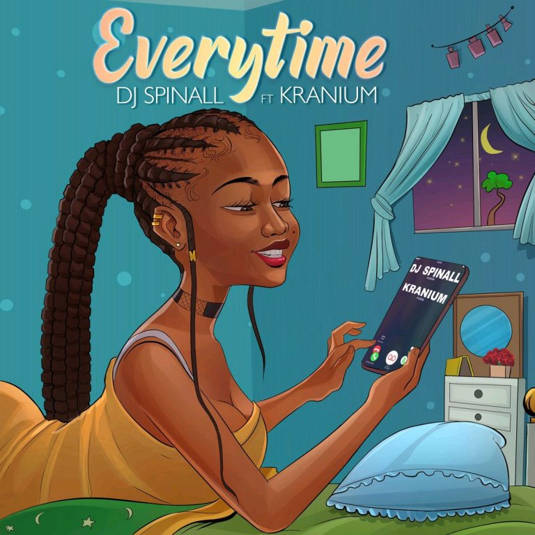 DJ Spinall Ft. Kranium – Every Time