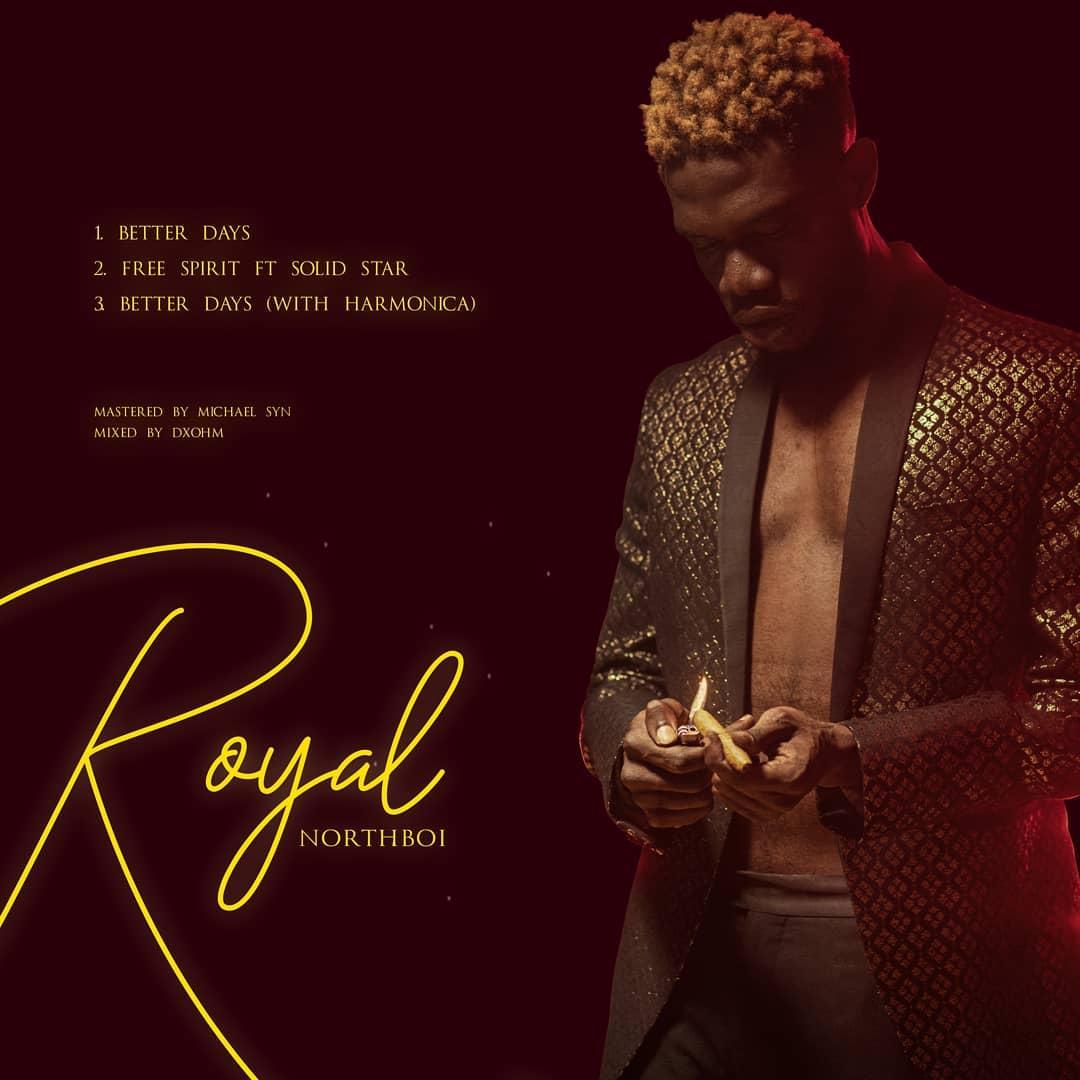 Northboi – Royal EP