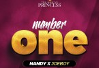 Nandy ft. Joeboy – Number One